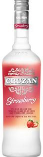 Cruzan Rum Strawberry 1.00l